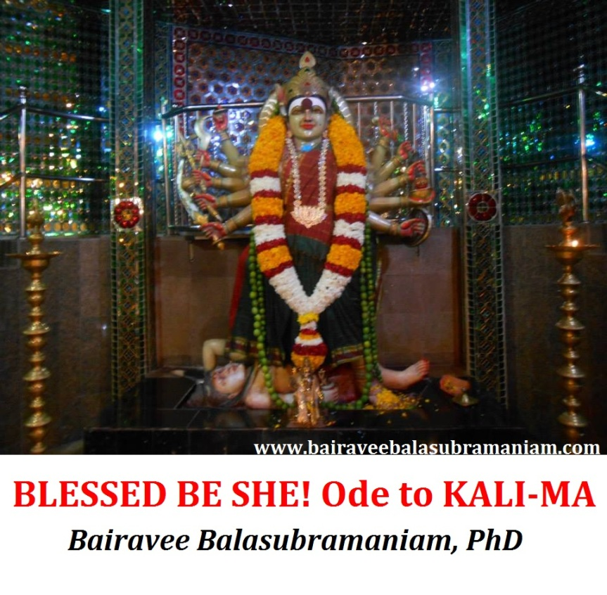 Blessed Be She Ode to Kali Ma