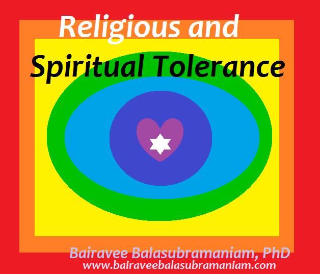 Religious and Spiritual Tolerance