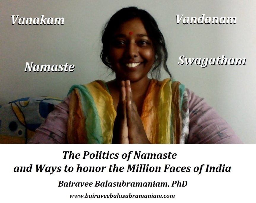 The Politics of Namaste