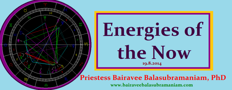 Energies of the Now