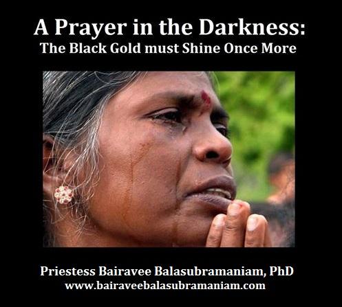 Prayer in the Darkness Bairavee Balasubramaniam new site