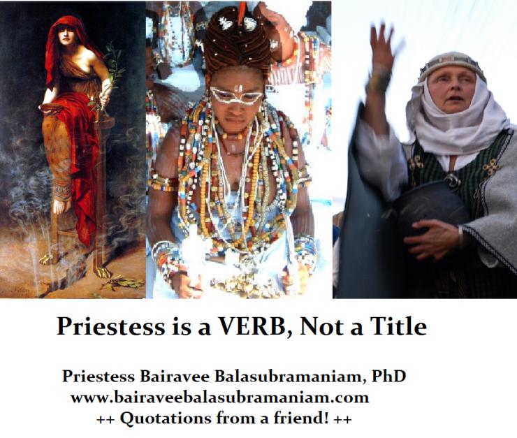 priestesses draft
