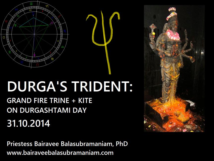Durga's Trident