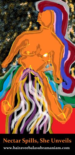 Nectar Spills, She Unveils