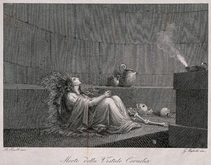 Cornelia,_the_Vestal_Virgin,_entombed_alive_surrounded_by_bo_Wellcome_V0041753