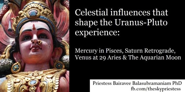 Celestial influences