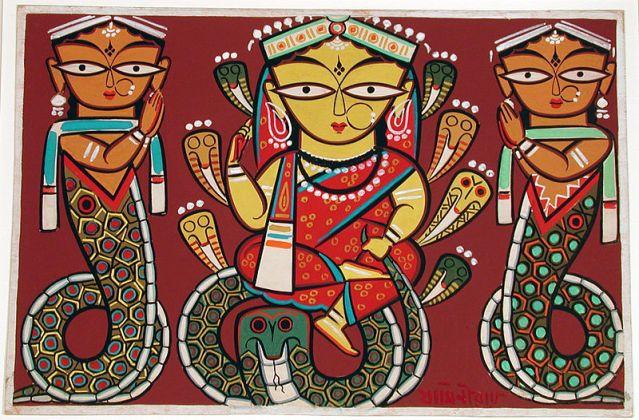 Manasa,_the_Snake_Goddess_(6124609239)