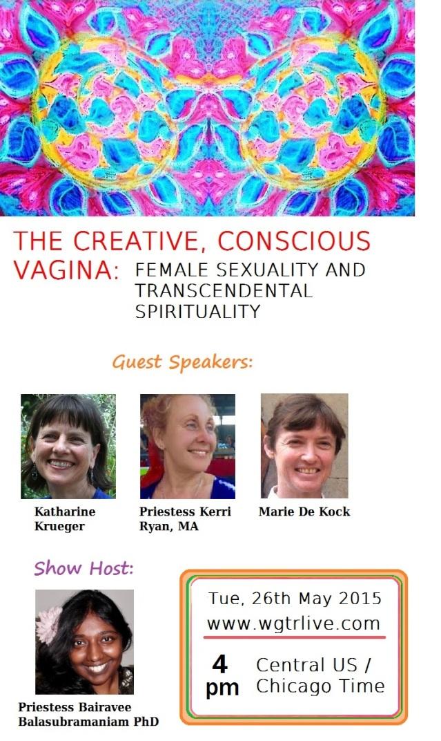 The Creative, Conscious Vagina Promo