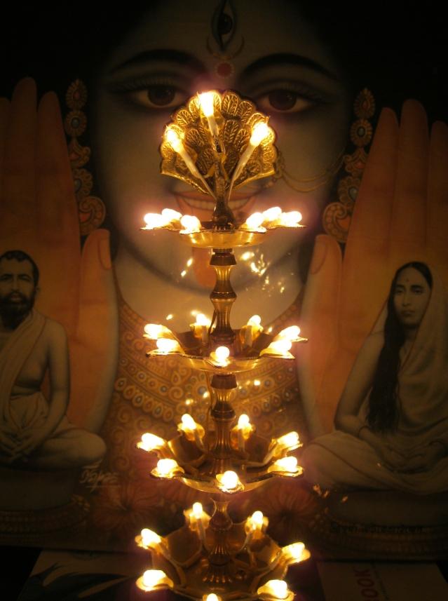 Goddesses Kali..