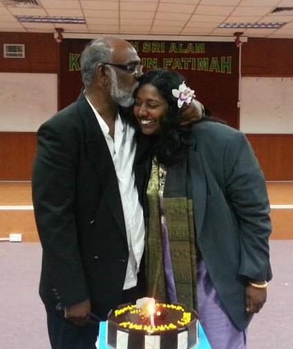 A TRIBUTE TO MY FATHER: HAPPY BIRTHDAY, THANNAMBIKAI BALASUBRAMANIAM by BairaveeBalasubramaniam