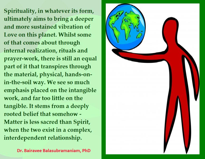 Spirituality quote