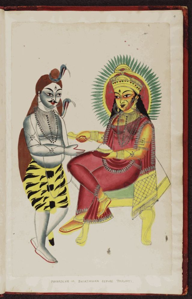 Kalighat_pictures_Indian_gods_f.4