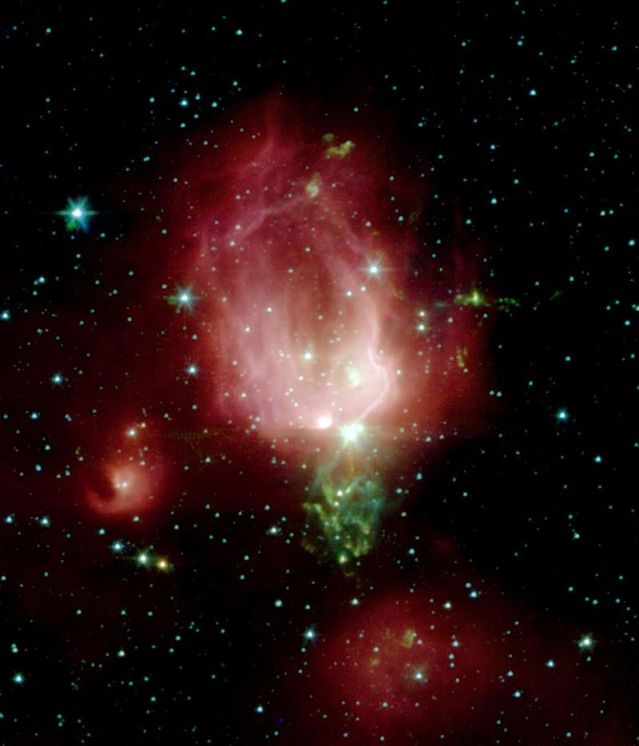 ngc_7129_spitzer_space_telescope