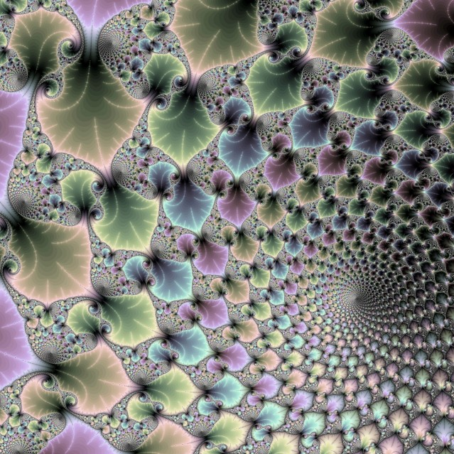 fractal-vortex